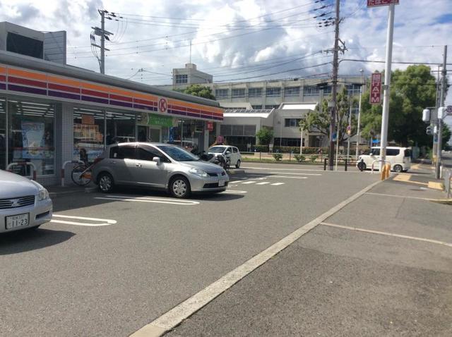 サークルK堺大泉緑地店
