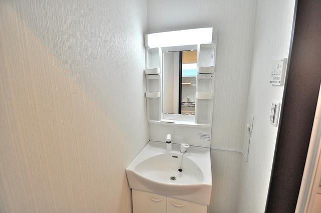 セントロイエルSeifu 人気の独立洗面所にはうれしいシャンプードレッサー完備です。