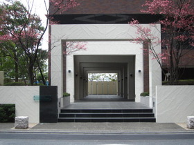 コスモ東京ベイタワーエントランス