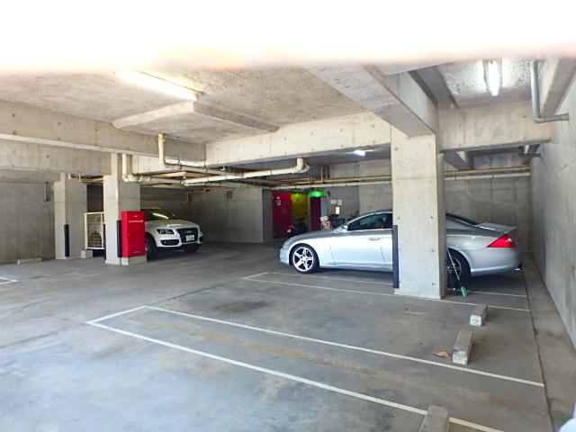 プラネット永山駐車場