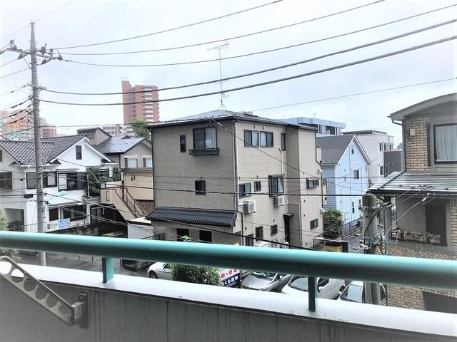 ヴェルデ町田景色