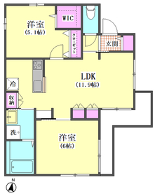 (仮称)南馬込3丁目プロジェクト 西棟 201号室