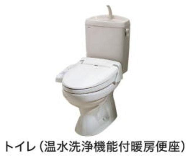 コンフォーティア鎌倉トイレ