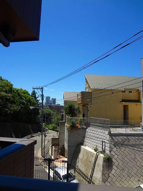 メゾンロワール横浜景色