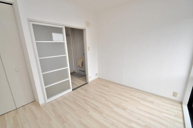 イワタハイツ シンプルな単身さん向きのマンションです。