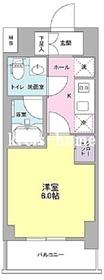プラース千代田富士見2階Fの間取り画像