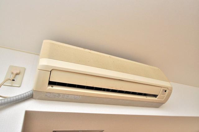 トリニティ加美東 うれしいエアコン標準装備。快適な生活が送れそうです。