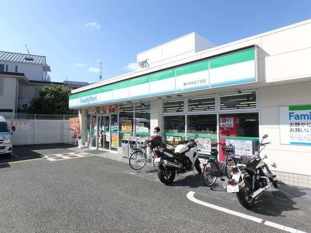 ファミリーマート豊中本町五丁目店