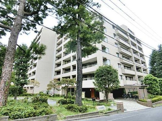 武蔵野フィールドレジデンスの外観画像