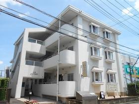日吉パフィオマンションの外観画像