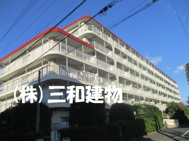 成増駅 徒歩17分外観