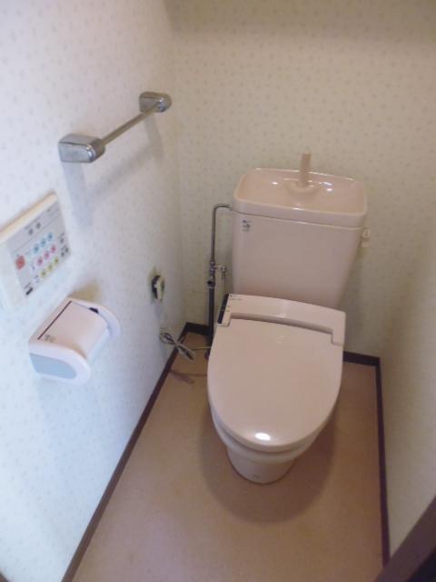 パラッツオ高台トイレ