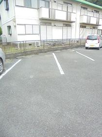 ハイツスズキ駐車場