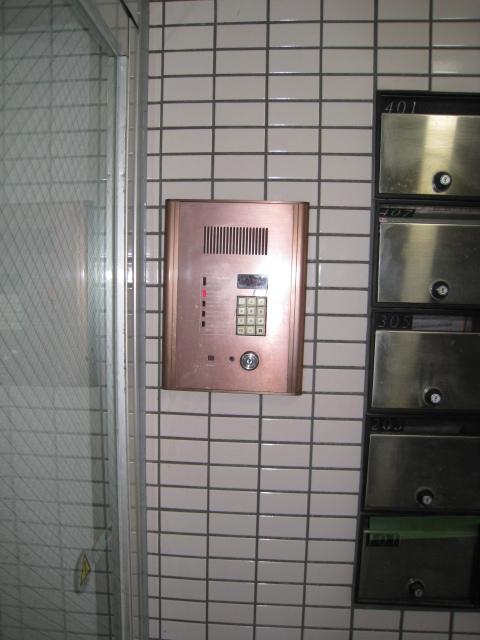 スカイコート武蔵小杉5共用設備