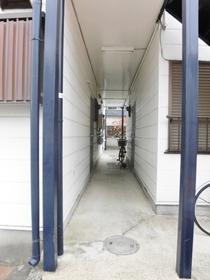 鶴間駅 徒歩14分エントランス