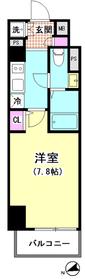 レジデンスイースト大森 502号室