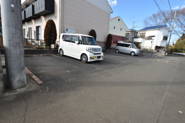 シェルスロープ駐車場