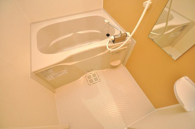 フジパレス高井田西Ⅰ番館 ゆったりと入るなら、やっぱりトイレとは別々が嬉しいですよね。