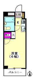 メゾンN 303号室