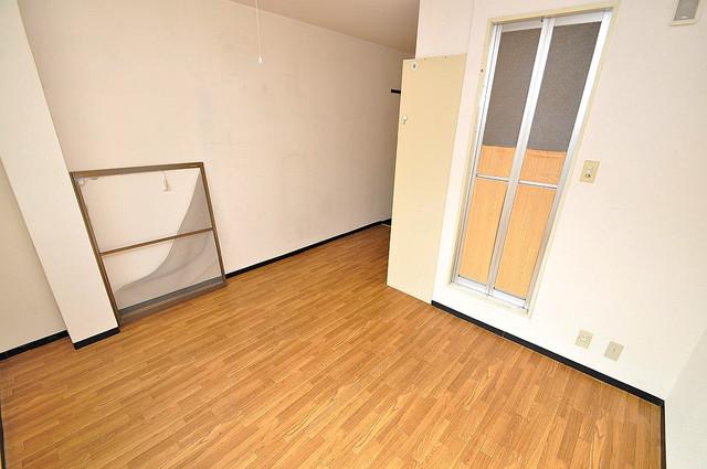 ムーンシングルエイト 解放感たっぷりで陽当たりもとても良いそんな贅沢なお部屋です。