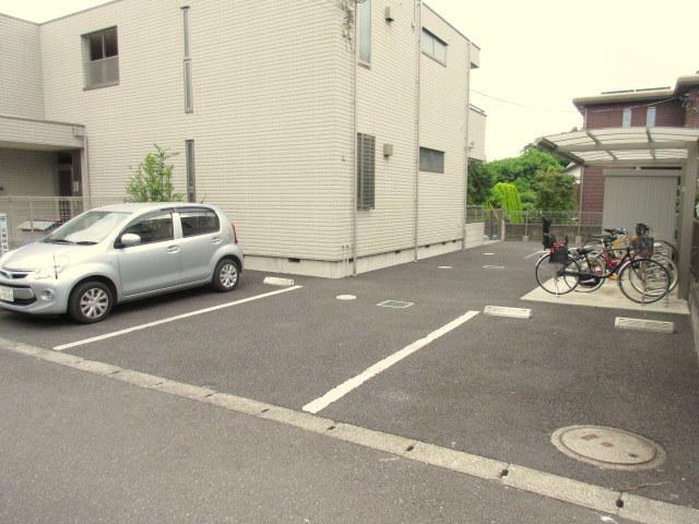 パピヨン 駐車場