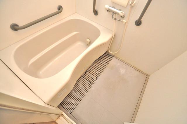 トリニティ加美東 ゆったりと入るなら、やっぱりトイレとは別々が嬉しいですよね。