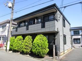 新川崎シティハウスの外観画像