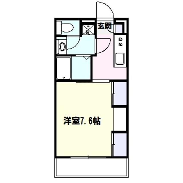 リブリ・鎌倉岡本間取図