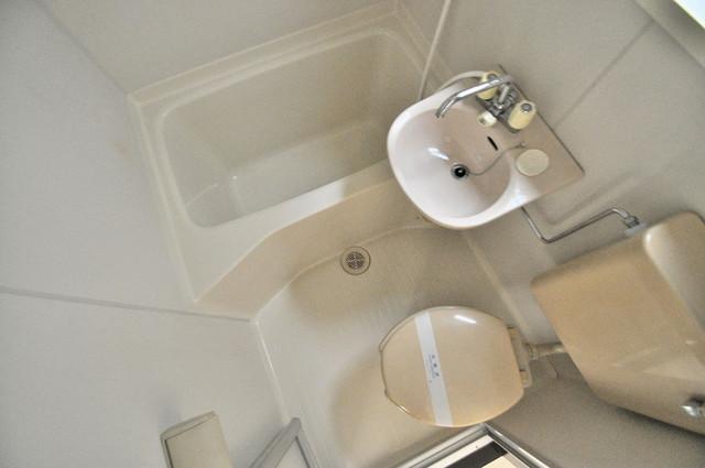 MAISON YAMATO シャワー一つで水回りが掃除できて楽チンです