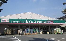 ドラッグセイムス東川口店