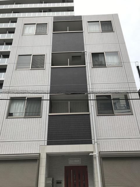 ヴァンテ錦糸町の外観画像
