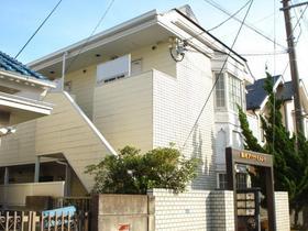 田村アパートメント外観1