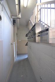 麻布十番駅 徒歩11分共用設備