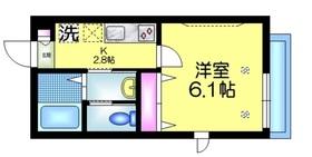 maison AN3階Fの間取り画像