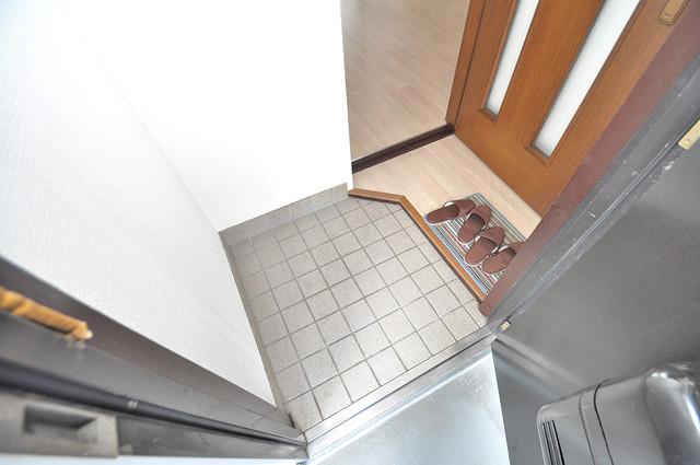 マンションサンパール 素敵な玄関は毎朝あなたを元気に送りだしてくれますよ。