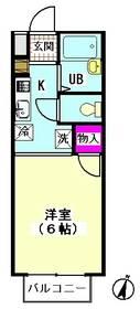 カーサOSAKABE 102号室
