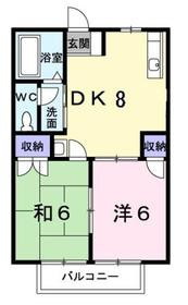 鷺沼駅 バス10分「宮前休日診療所前」徒歩3分1階Fの間取り画像