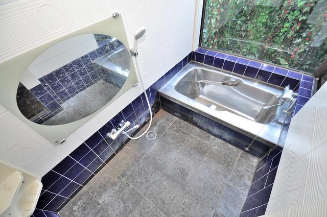 ラ・フォーレ大蓮 広めのお風呂は一日の疲れを癒してくれます。