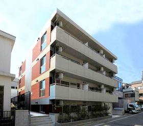フェルクルール新横浜の外観画像