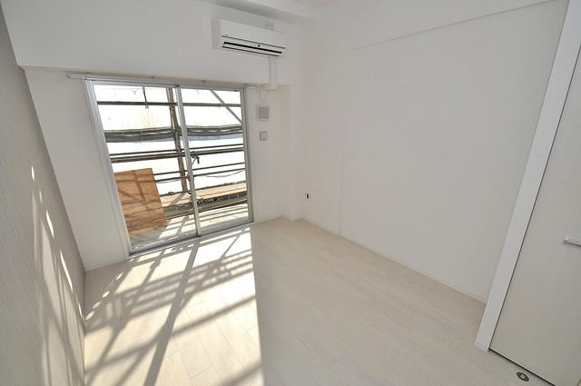 セレニテオズ北巽 明るいお部屋はゆったりとしていて、心地よい空間です