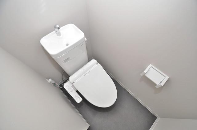 アネシス小路 清潔感のある爽やかなトイレ。誰もがリラックスできる空間です。