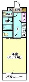 エスポワール田園調布 206号室