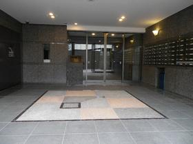 ルーブル多摩川七番館エントランス