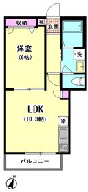 山王・兆(KIZASHI) 203号室