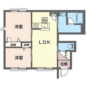 シャーメゾン山王 101号室