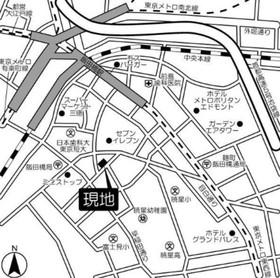 プラース千代田富士見案内図