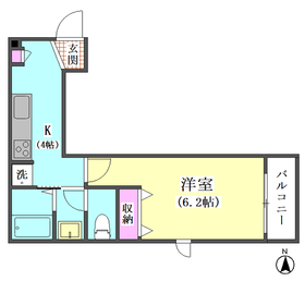 (仮称)西蒲田5丁目メゾン  202号室
