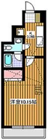 グランポレール1階Fの間取り画像