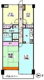 ライオンズヒルズ金沢八景 314号室