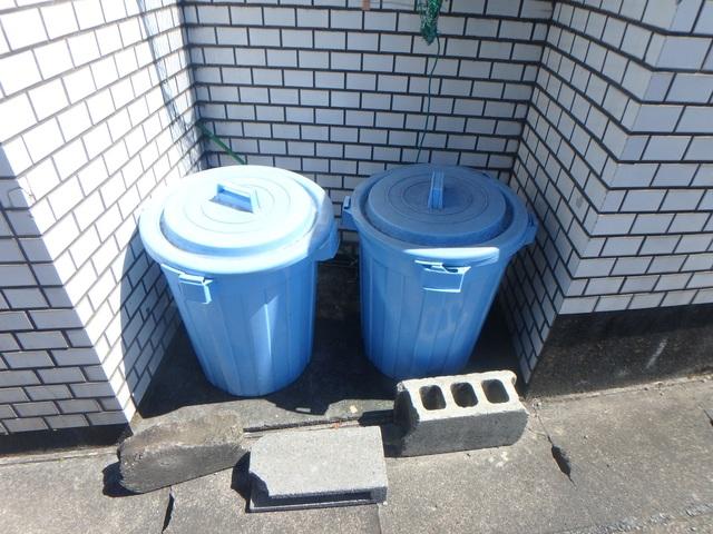 中野島駅 徒歩12分共用設備